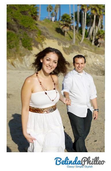 Laguna Beach Engagment Photographer