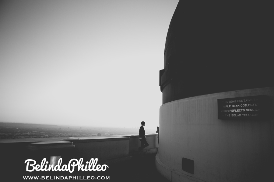 griffith observatory photography