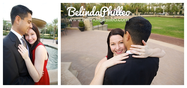 engagement photos in Irvine California