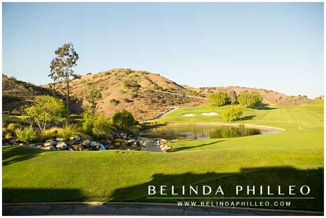 View of the golf course at Black Gold Country Club, Yorba Linda, CA