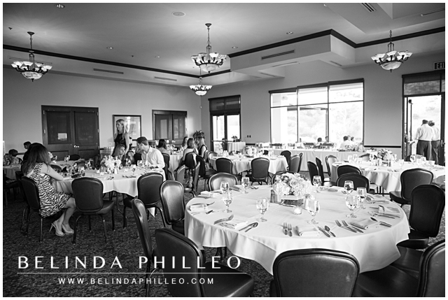 Black Gold Golf Club Wedding rehearsal in Yorba Linda, CA