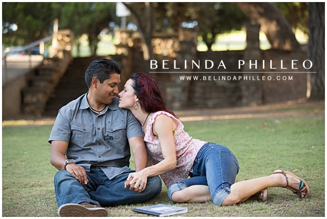 fullerton love story portrait session