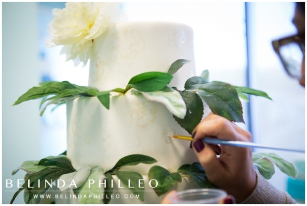Great Dane Baking Co in Los Alamitos, CA creates beautiful wedding cakes in Orange County