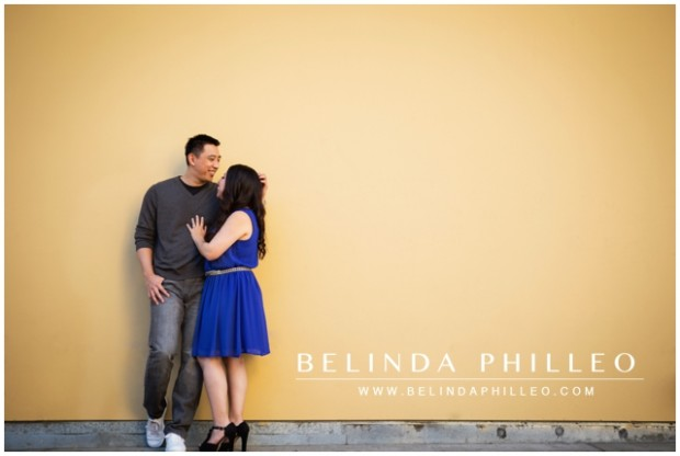 Huntington Beach Engagement Session | Main Street Huntington Beach