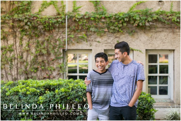 Family Photos, La Verne, CA