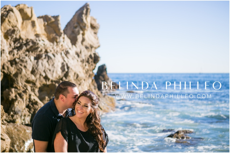 Corona Del Mar Engagement Pictures