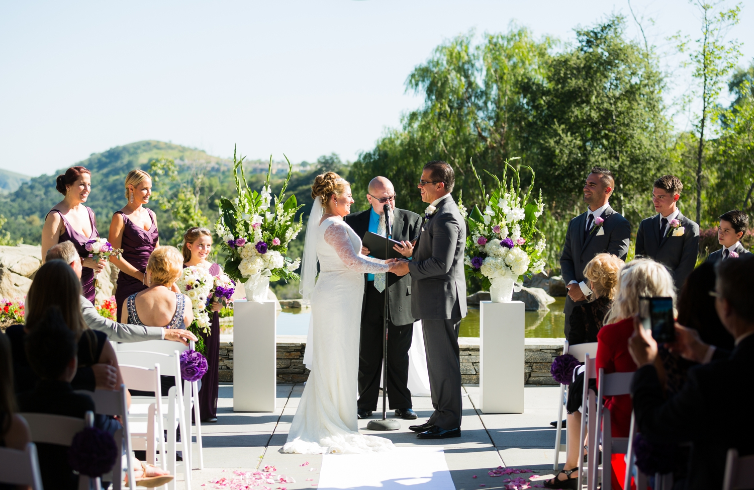 Dove Canyon Country Club wedding venue in Dove Canyon, CA