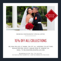 SALE: 15% Off Wedding Collections