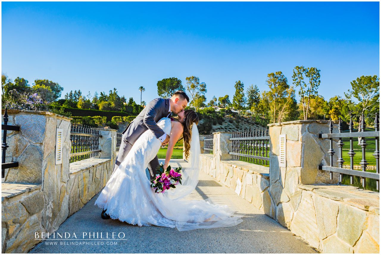 Friendly Hills Country Club Wedding, Whittier, CA