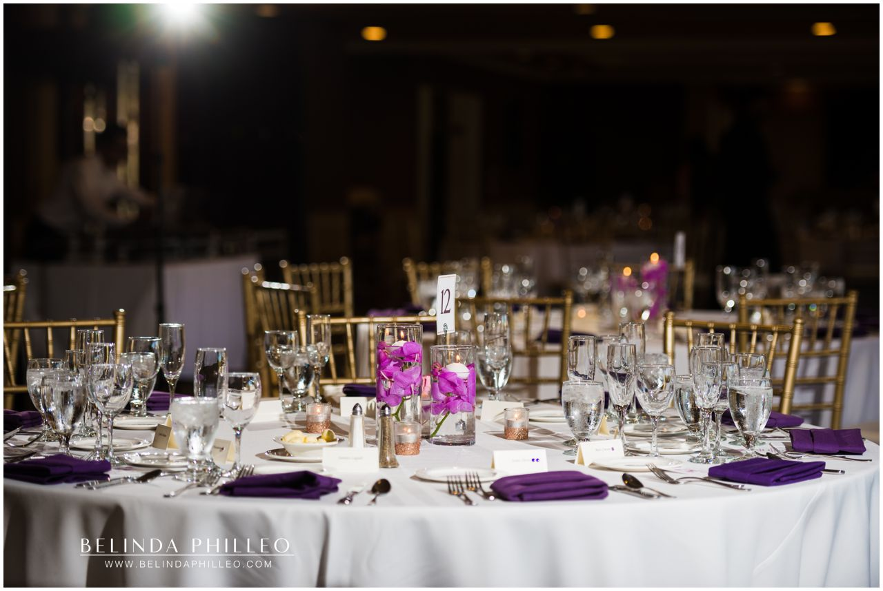 Friendly Hills Country Club Wedding Reception