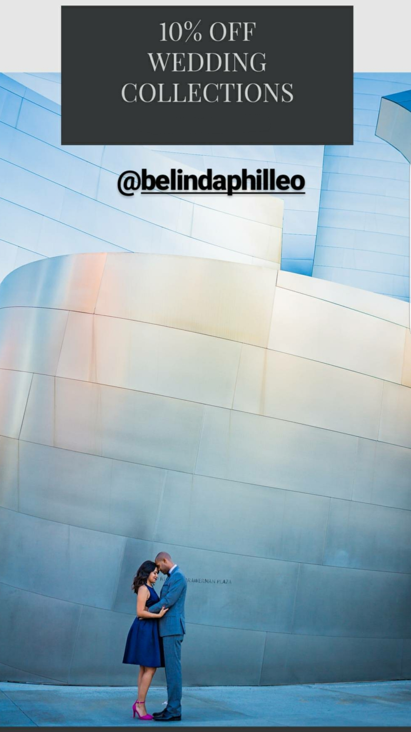 10% Off Wedding Photography by Belinda Philleo